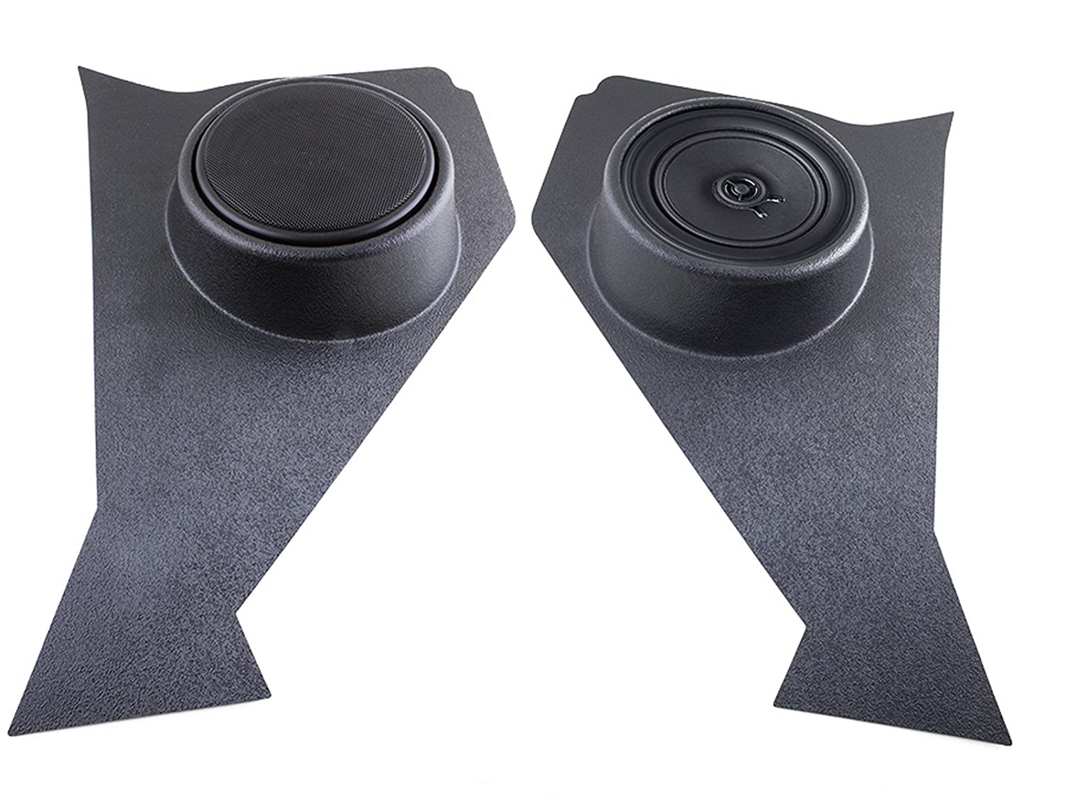 RetroSound KP-C03-5556-62 Replacement Kick Panel (for Chevy with S-62 6.5' Speakers)