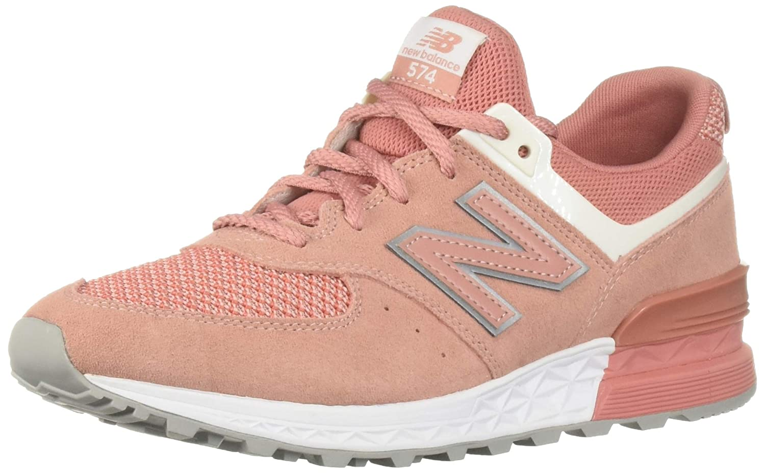 Dusted Peach Munsell blanc New Balance Ms574-fsg-d Sport, Baskets Mixte Adulte 41.5 EU