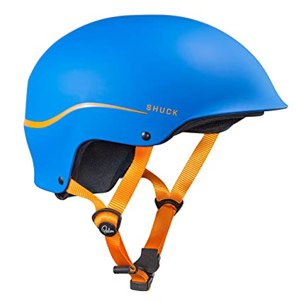 Palm Shuck Full-Cut Helmet Blue 12130 Size - S