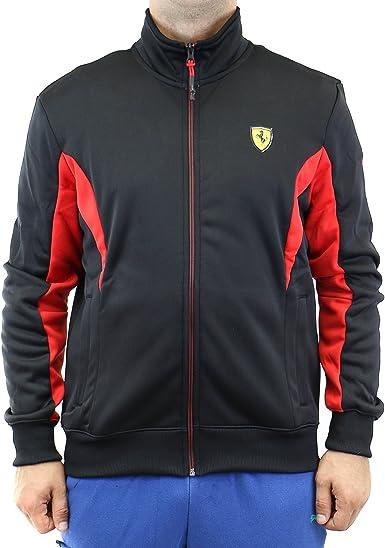PUMA Ferrari Team Softshell Jacket Compatible