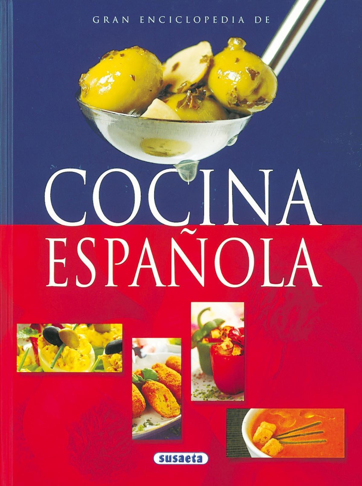 Gran enciclopedia de cocina española: Susaeta Ediciones ...