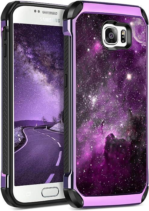The Best Samsung S6 Durable Nature Art Case