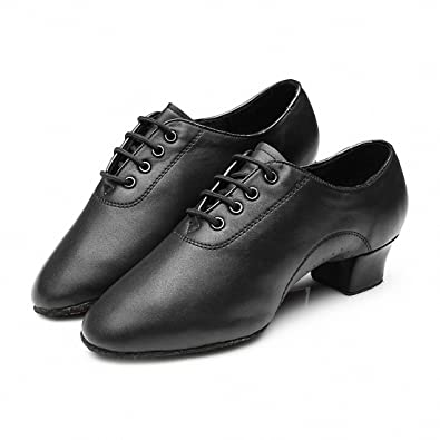 Sansha Zapatillas de Danza de Poliuretano Para Hombre, Color Negro, Talla 41.5