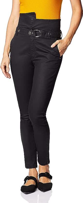 Jeans Clochard Hot Pants, Zune Denim, Feminino