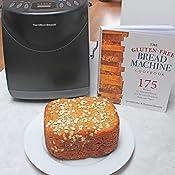 Amazon.com: The Gluten-Free Bread Machine Cookbook: 175 ...
