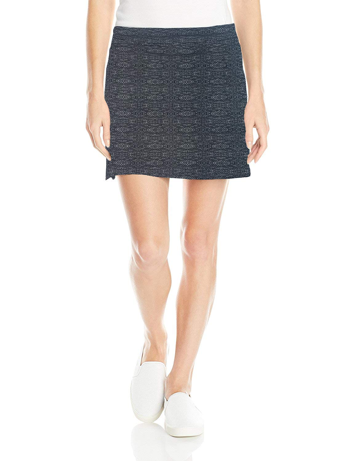 Colorado Clothing Women's Everyday Skort (Flurries, Small) by Colorado Clothing