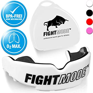 Fight Mode® Protector Bucal + Gratis Higiene de caja + Gratis ...