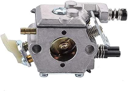 Carburador Carb Piezas de Repuesto para Motosierra Husqvarna 51 55 ...
