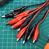 2 Groups 1M Test Leads Set with Alligator Clips