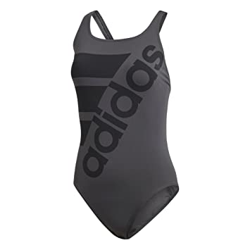ADIDAS Graphic Performance Badeanzug Damen Black Carbon, 28  Amazon ... a5a602b8f1