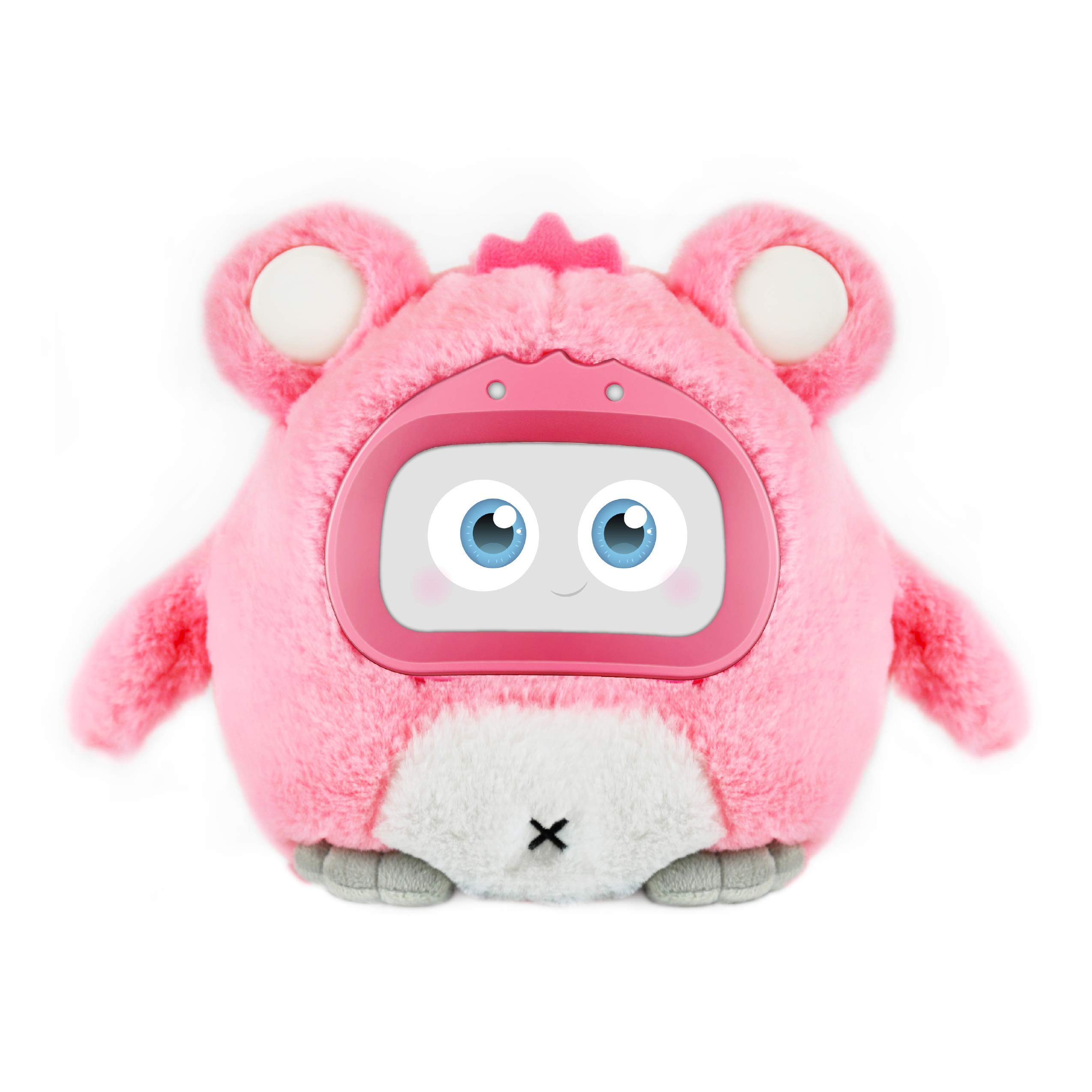 WOOBO Strawberry Sundae - Interactive Robot for Curious Kids