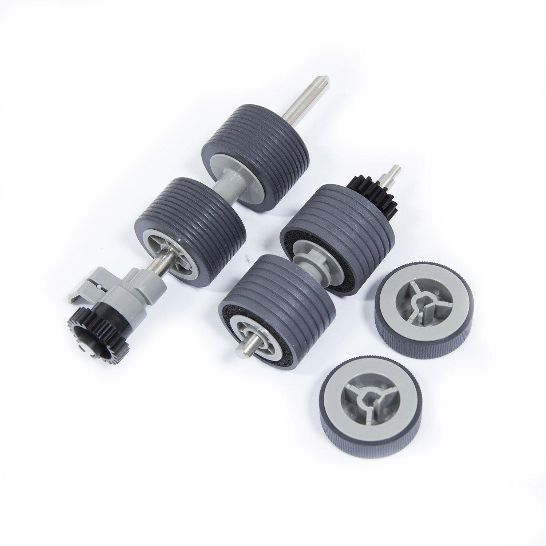 Yanzeo Scanner Brake Roller Separator Pick Roller Fi-6400 fi-6800 PA03575-K011 PA03575-K012 PA03575-K013
