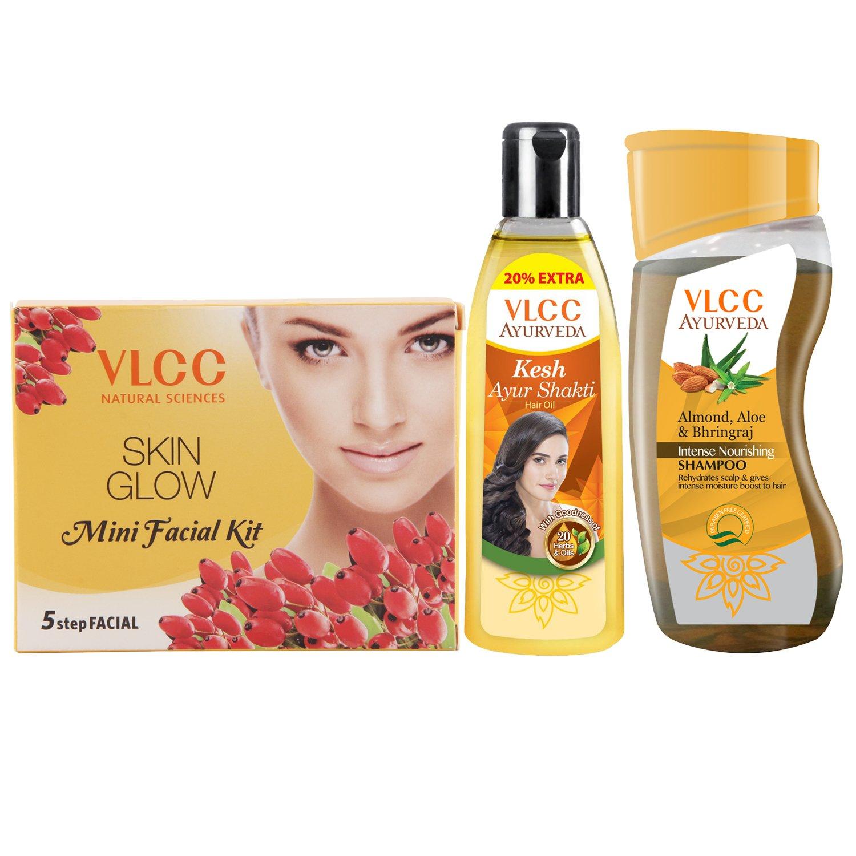 VLCC Ayurveda Intense Nourishing Shampoo,100ml, Ayurveda