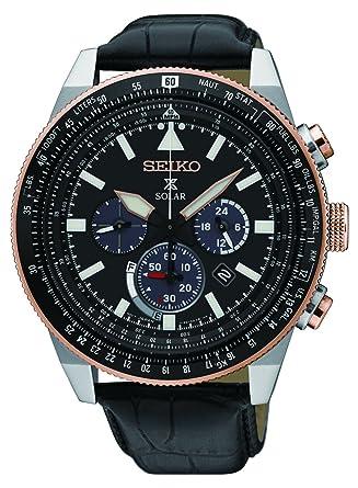 Reloj Seiko Prospex Solar Caballero SSC611P1