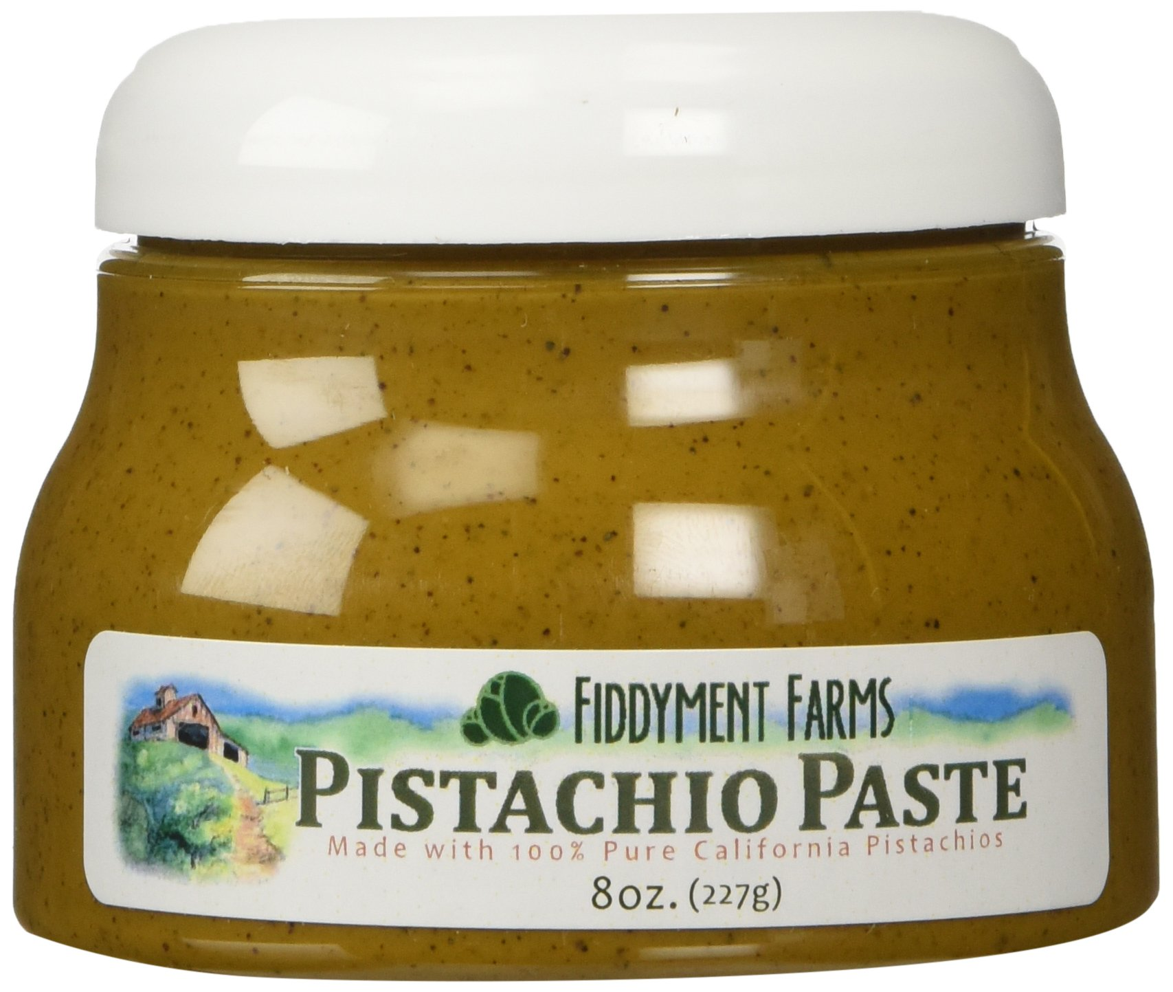 8 Oz. Pistachio Paste