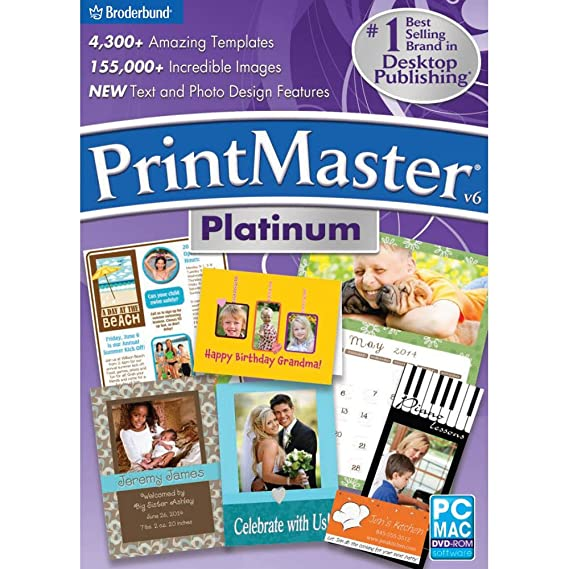 PRINTMASTER DELUXE 11 TÉLÉCHARGER