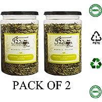 The Indian Chai - Organic Lemongrass Leaves 100g (Pack of 2)
