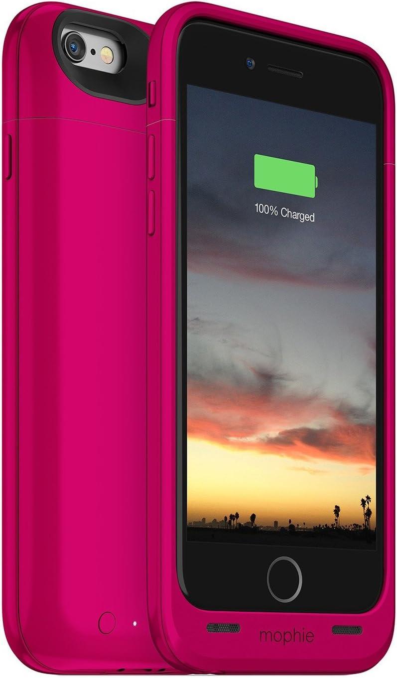 Mophie Juice Pack Air - Carcasa Protectora para iPhone 6/6S (reacondicionado con Certificado): Amazon.es: Electrónica