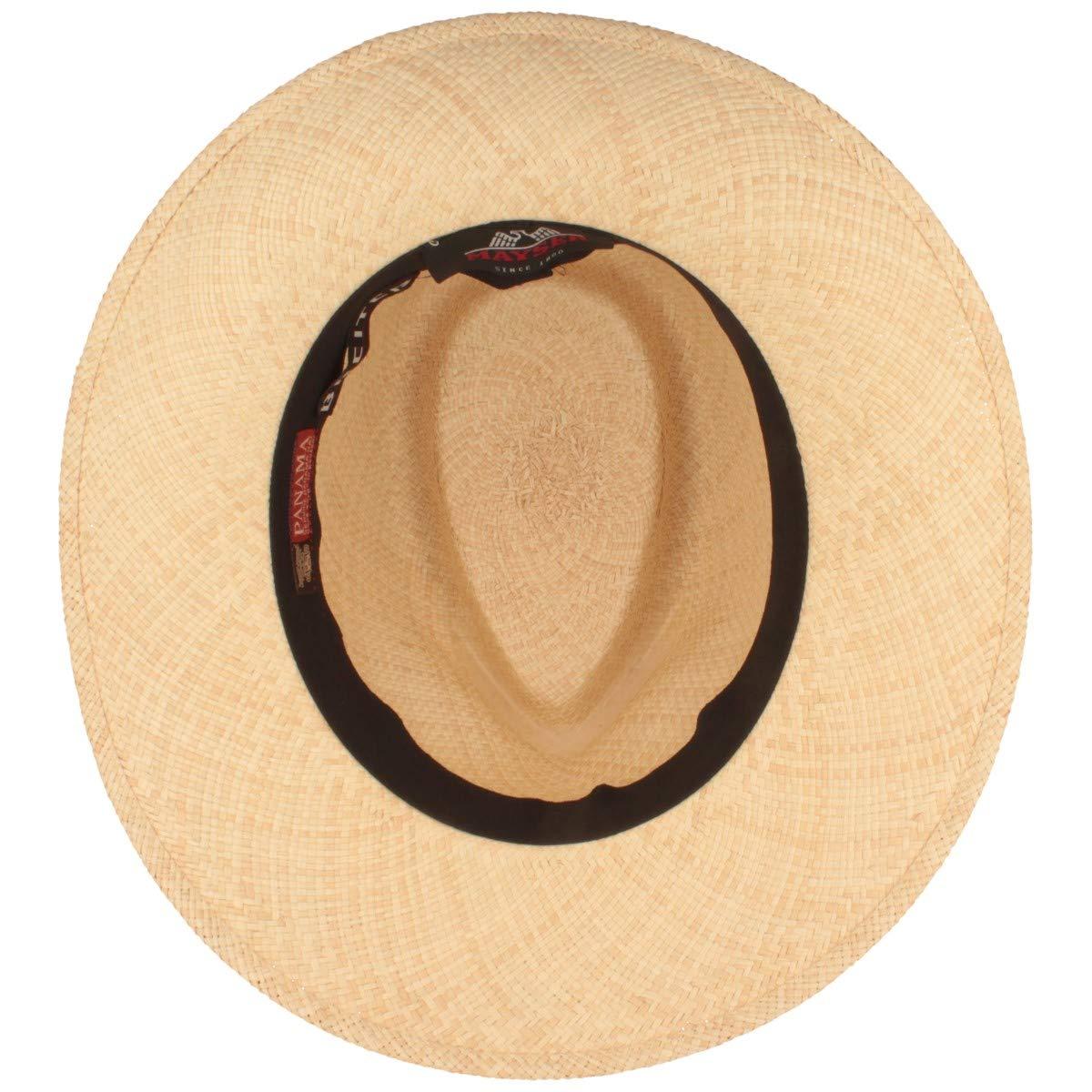ORIGINAL Sombrero Panama | Sombrero de paja tejido a mano en ...