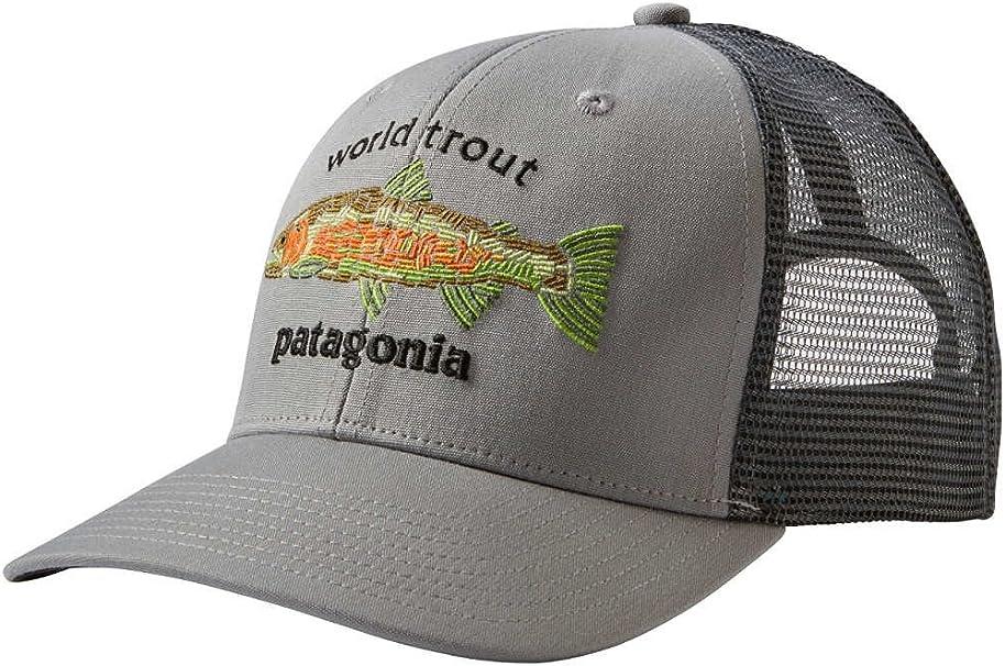 Patagonia - Gorra de béisbol - para hombre gris gris Ajustable ...