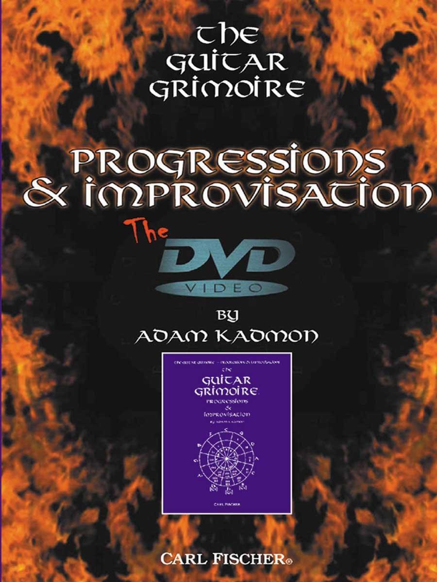 Amazon Adam Kadmon The Guitar Grimoire Progressions And