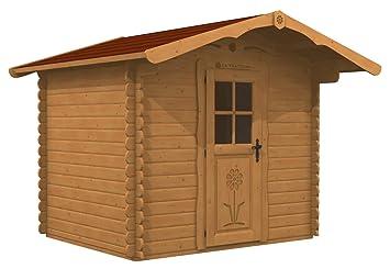 Vogelhaus aus Holz 2.5 x 2 Die Pratolina von hohe Qualität die