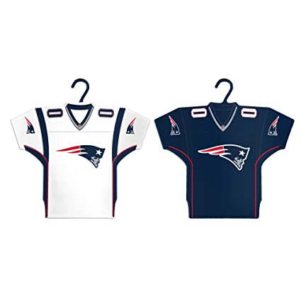 huge selection of b54c1 8eff3 NFL New England Patriots Home & Away Jersey Ornament, 2-Pack