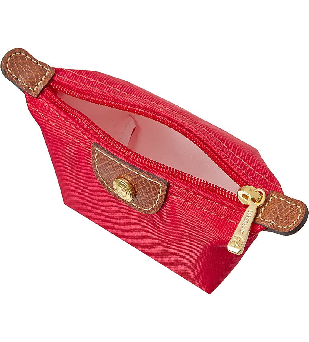 Longchamp Le Pliage Coin Purse Red Shoes Bags Lc030 Longchample Medium The City