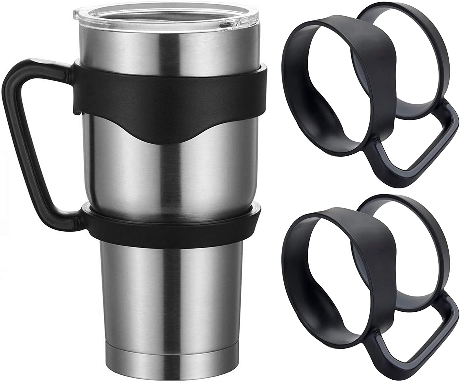 Handle for 30 OZ 20 OZ car travel mug and ice fighter cup