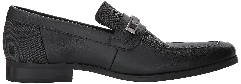 708683f7f Calvin Klein Men's Jameson Soft Leather/City Emboss Slip-On Loafer