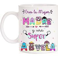 FUNNY CUP Taza Eres la Mejor Madre