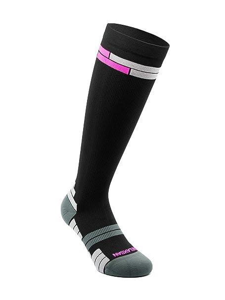 Amazon.com: Relaxsan 800 Sport Socks - Calcetines deportivos ...