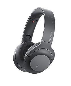 Sony Sony whh900n Hear on 2 Wireless overear Noise Cancelling high Resolution Headphones, 2.4 Ounce