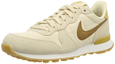 quality design 8ddc8 ff203 Nike Damen Internationalist Laufschuhe, Mehrfarbig (Beach Wheat Gold Summit  White 209)