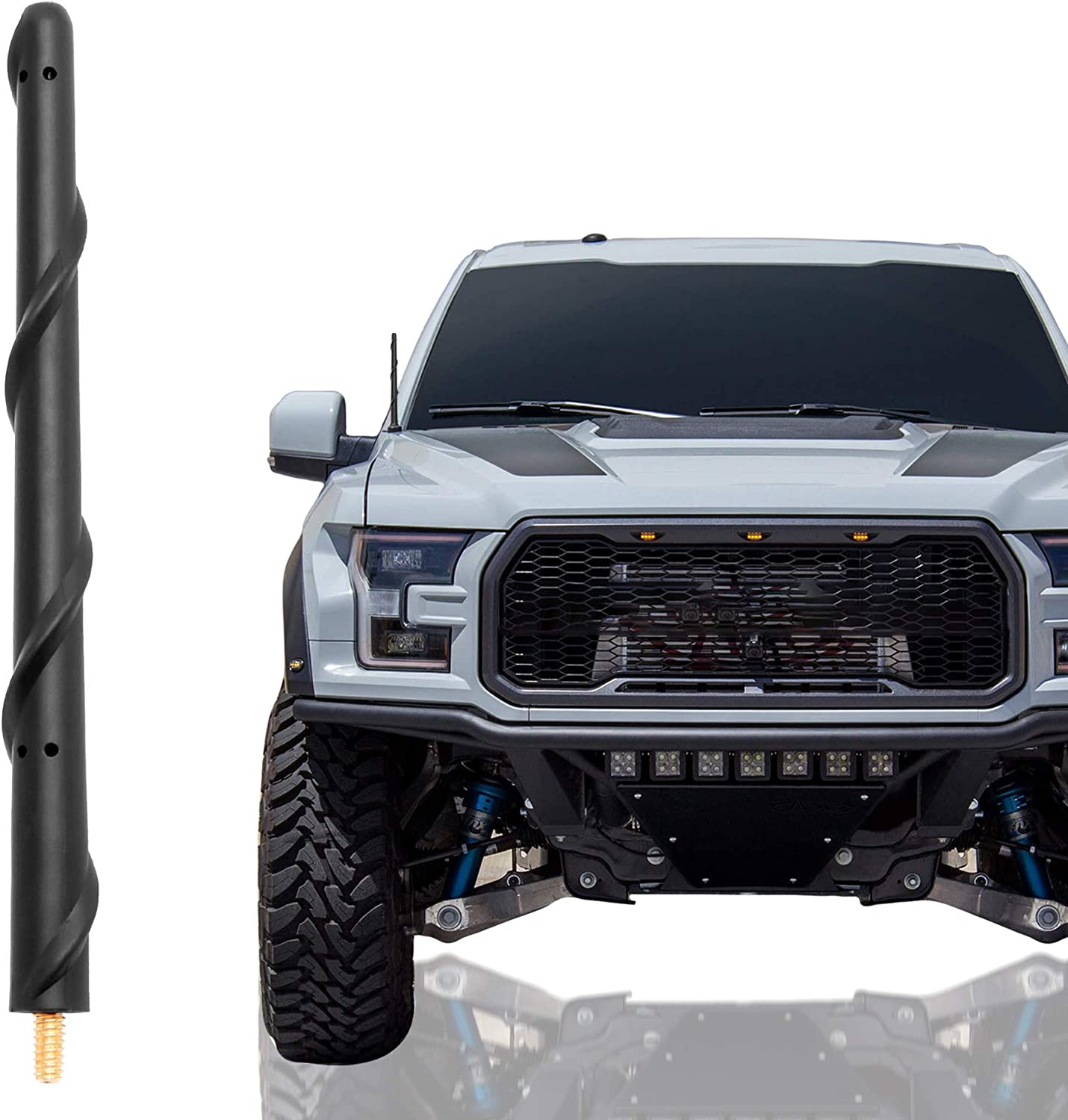 KSaAuto Short Antenna Compatible with Ford F150 2009-2021