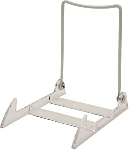 Gibson 6 Holders 3PL Adjustable Wire & Acrylic Easels- 4