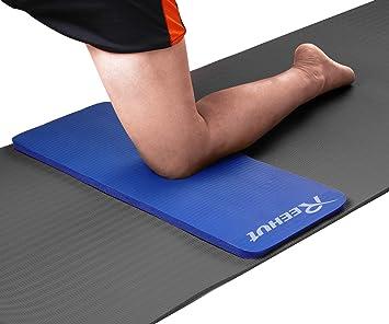 REEHUT Cojín de Yoga para Rodillas - Cojín Almohadilla para Codos - Grosor 15 mm