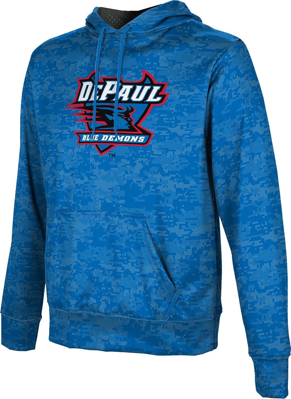 ProSphere DePaul University Boys Hoodie Sweatshirt Digital