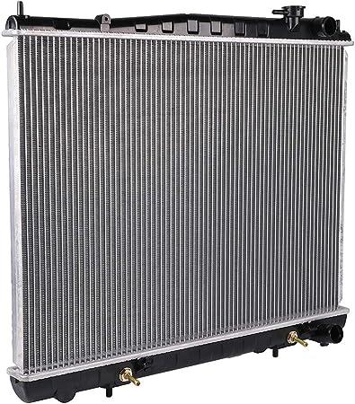 SCITOO Full Aluminum Radiator Replacement for 1997 1998 1999 2000 ...