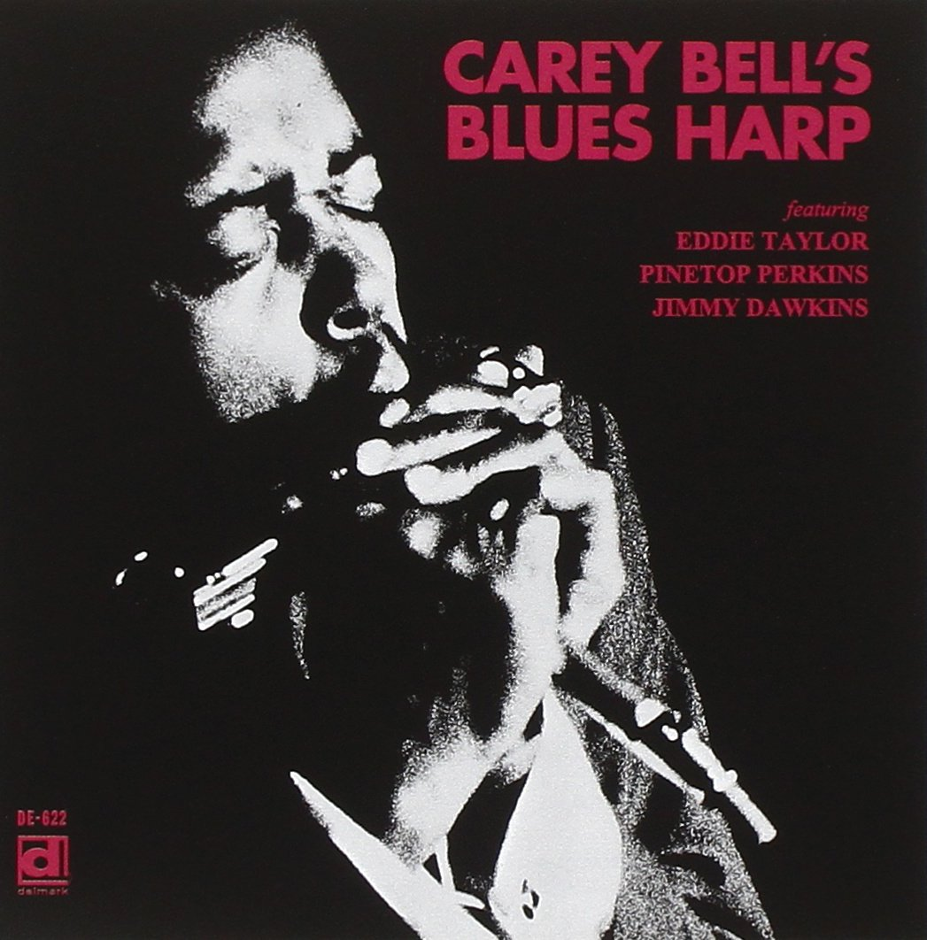 Carey Bell's Blues Harp