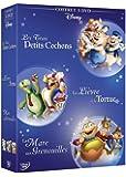 Les Trois petits cochons + Le Lièvre et la Tortue + La Mare aux grenouilles