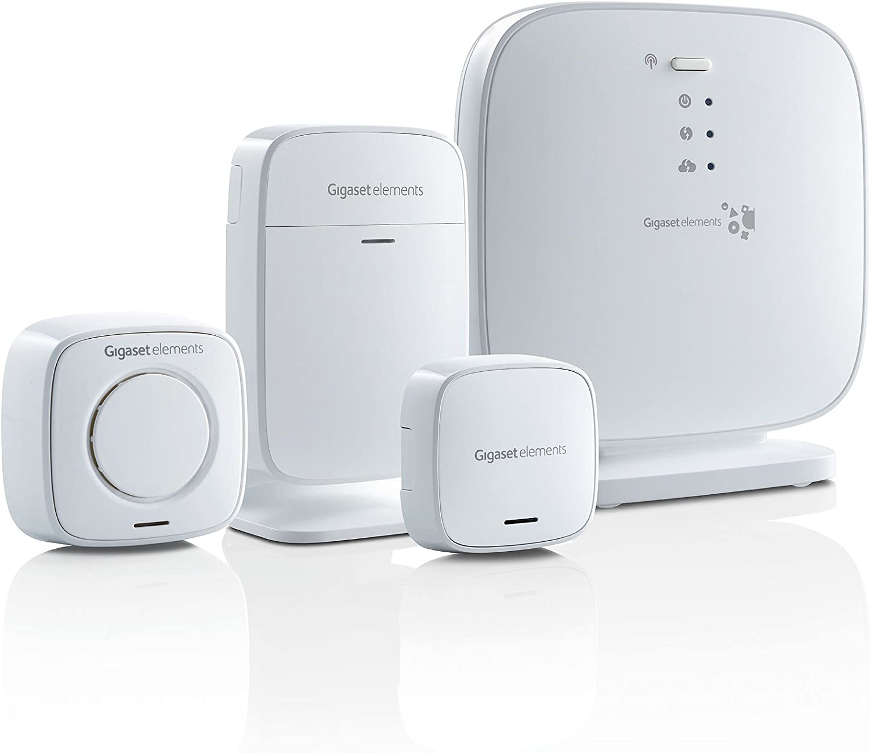 Gigaset Türsensor elements door Smart Home  Überwachungstechnik App Steuerung
