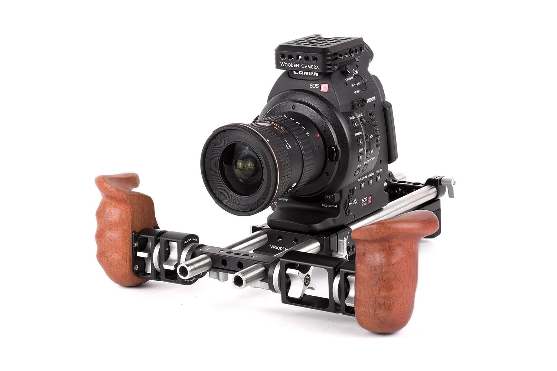 Large Rosette Spacer Standoff Wooden Camera