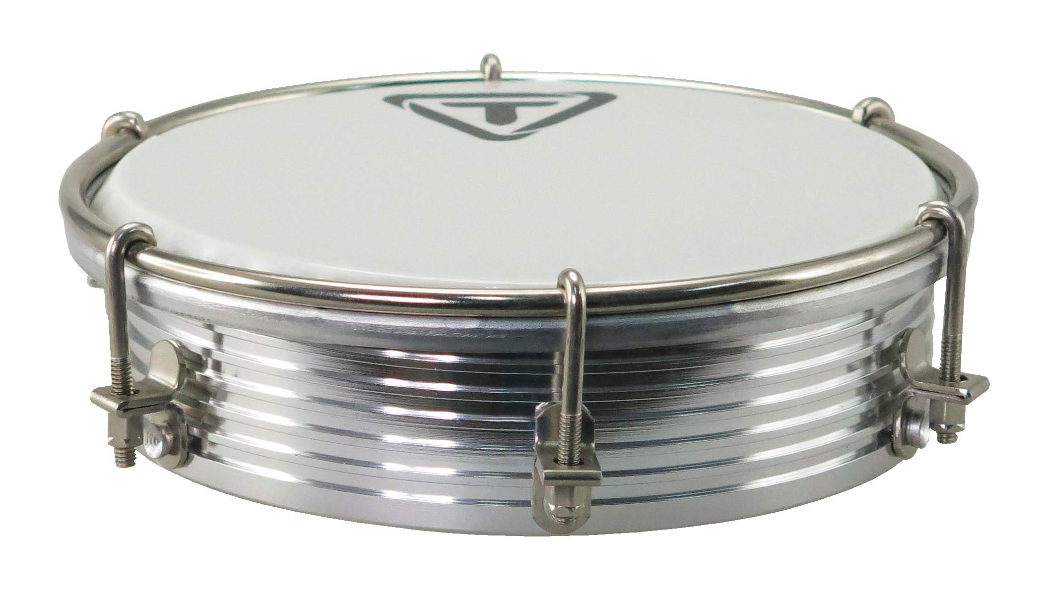Tycoon Percussion TPTB-6 ALU 6-Inch Aluminum Tambourim by Tycoon Percussion