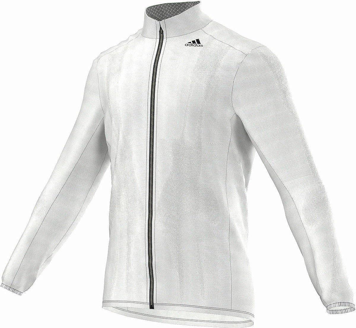 adidas AZ Ghost Jkt M - Chándal para Hombre, Color Blanco/Negro ...
