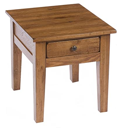 Broyhill 3397-02SV Attic Heirlooms End Table, Brown - Amazon.com: Broyhill 3397-02SV Attic Heirlooms End Table, Brown
