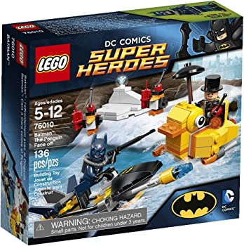 LEGO Batman Toy: The Penguin Face-Off