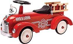 Schylling Metal Speedster Fire Truck