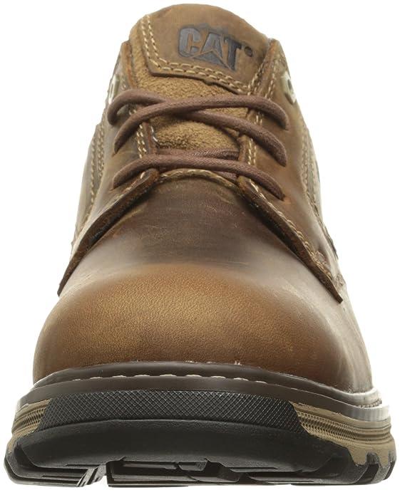 fc3e56a5c05d Amazon.com  Caterpillar Men s Tyndall Esd Industrial and Construction Shoe   Shoes