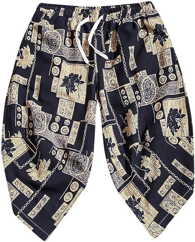 Pantalones Vaqueros Multibolsillos Hombre Camisas Y Pantalones De ...